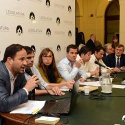 Audiencia pública por la urbanización de cinco terrenos