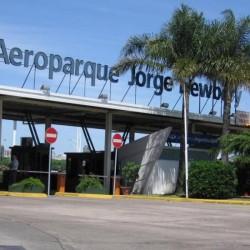 Para ampliar Aeroparque, quieren volver a ganar tierras al río y cambiar la Costanera