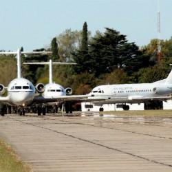 Incorporaron El Palomar al Sistema Nacional de Aeropuertos