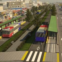 Morón tendrá su propio metrobus sobre una de las avenidas principales