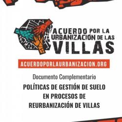 POLÍTICAS DE GESTIÓN DE SUELO EN PROCESOS DE REURBANIZACIÓN DE VILLAS