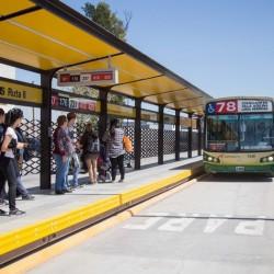 Ya funciona el Metrobus de la Ruta 8 pero aún no se conecta con Capital