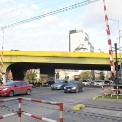 Los viaductos y el Paseo del Bajo suman cortes de tránsito en el verano
