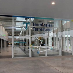 La terminal Dellepiane está lista hace más de un año, pero no tiene micros