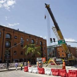 Video: cómo avanza el Paseo del Bajo, la obra vial