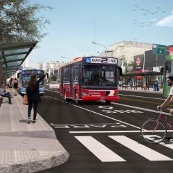 Cómo va a ser el Centro de Trasbordo del barrio de Liniers