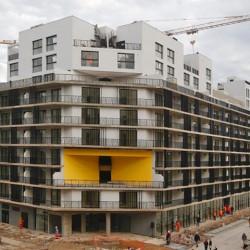 Un experimento de urbanismo colectivo en Villa Soldati