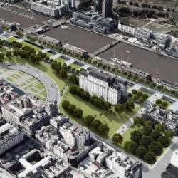 Licitan obras para el 'Parque lineal Paseo del Bajo'