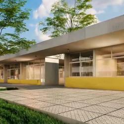 Cómo será el polo educativo que la Ciudad construye en Mataderos