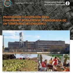 Producción y ocupación en el Conurbano Bonaerense. Radiografía de un territorio heterogéneo