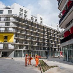 Larreta y Santilli presentaron los créditos del Barrio Olímpico