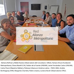 RED ALIANZA METROPOLITANA primer encuentro del año