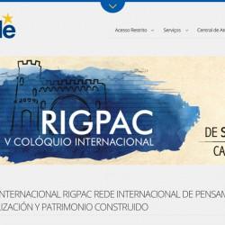V Congreso Internacional RIGPAC - PRESENTACIÓN DE PONENCIAS