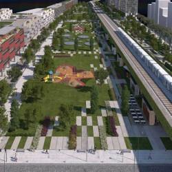 Palermo Green: subastan en US$ 7,2 millones un terreno del Estado