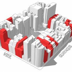 El nuevo Código Urbano le pondrá límites a la construcción en altura en los barrios