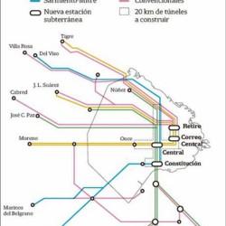 Un costoso proyecto ferroviario que merece mayores estudios