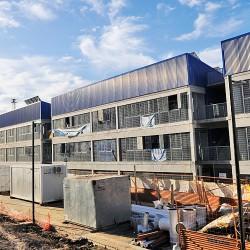 Villa 31 Bis: cómo es el 'barrio container' que estrenaron 40 familias