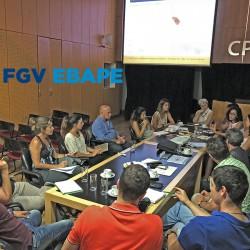 Fundación Getulio Vargas (San Pablo, Brasil), informe final de los estudiantes.