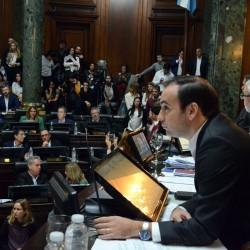 Legislatura. Cambian ley de basura para permitir la termovalorización