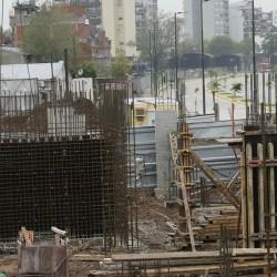 Chacarita: comenzó la urbanización de la villa Fraga