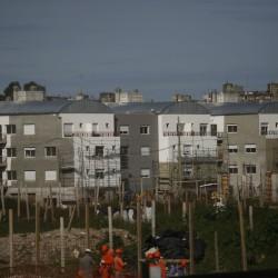 Barrio Papa Francisco: 368 familias de la villa 20 se mudarán en agosto a sus nuevos departamentos