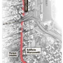 Cómo será la ampliación del Metrobus del Bajo hasta La Boca