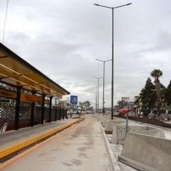 Extenderán el Metrobus de la Ruta 8 cuatro kilómetros