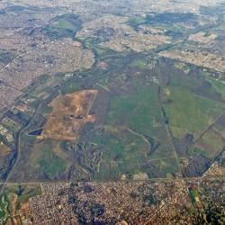 Proponen instalar una planta para quemar basura en Campo de Mayo, cerca del nuevo parque nacional