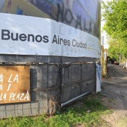 Saavedra: harán una planta para reciclar basura donde los vecinos quieren una plaza