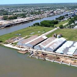 Estudian cómo mejorar el vínculo entre los puertos de Buenos Aires, La Plata y Zárate