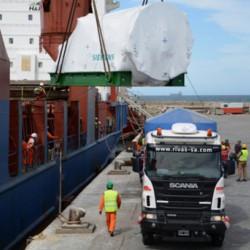 El Desarrollo Portuario Logístico y del Transporte de Cargas en el Siglo XXI - parte I y parte II