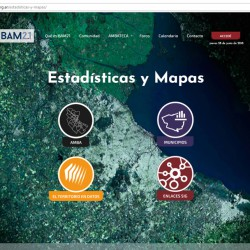 BAM 21   Estadísticas y Mapas