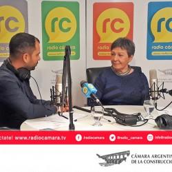 RADIO CÁMARA   ENTREVISTA A LA ARQ. MARGARITA CHARRIÈRE