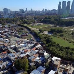 Tres millones de personas viven en asentamientos informales