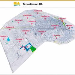 Buenos Aires se transforma: plataforma online