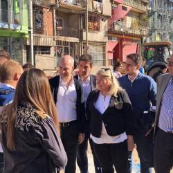 Urbanizar las villas, la