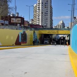 Saavedra: ya está habilitado el túnel de la avenida Balbín