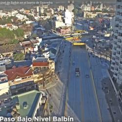 El nuevo túnel de Saavedra, desde un drone