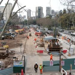 Barrancas: la Ciudad contará con 7,4 hectáreas de espacio público nuevo y mejorará el tránsito con el Viaducto Mitre