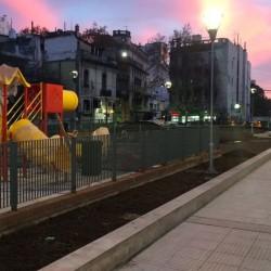 Almagro: el barrio con menos verde que pronto tendrá una plaza sobre las vías del tren