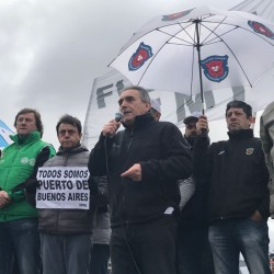 Buenos Aires: Mañana es el día D en el conflicto de Puerto Nuevo