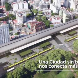 25 nuevos pasos bajo nivel y aperturas de calles