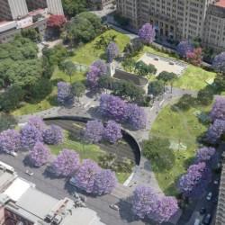 Campus Urbano de Plaza Houssay: Centro recreativo, espacios de estudio y gastronomía