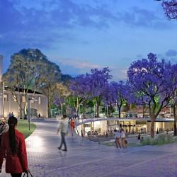 Nuevo Campus Urbano en Plaza Houssay