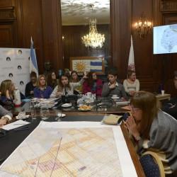 Código Urbanístico: Mesa de trabajo con miembros de Juntas Comunales