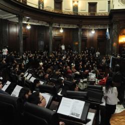 La Legislatura porteña votó el nuevo Código Urbanístico