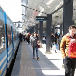 Con nueva estación de trenes y un centro de trasbordo, buscan mejorar el barrio de Liniers