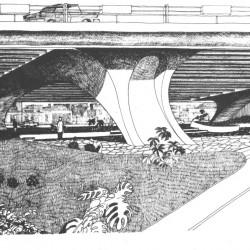 El puente de Juan B. Justo: una obra maestra a punto de desaparecer