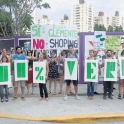 Los vecinos de Colegiales participan del diseño de la plaza Clemente