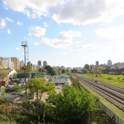 Caballito: desalojan el playón ferroviario para avanzar con un proyecto de edificios y espacios verdes